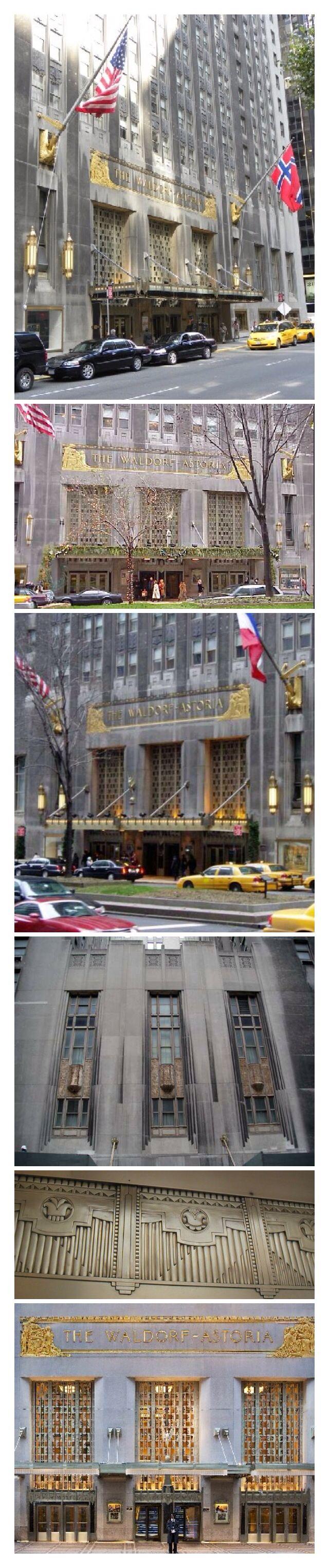 Luxury stay at The Waldorf Astoria Hotel New York City⭐️LUXURYdotcom |