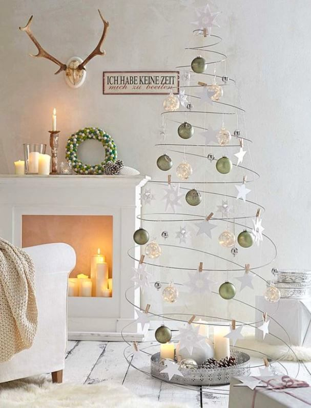 mantel christmas ideas