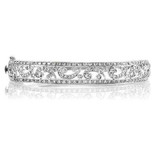 vintage paisley bracelet