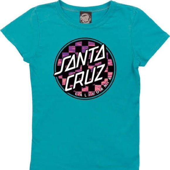 looking for Santa Cruz Skate clothing Always on the lookout for Santa Cruz skate/surfstyle clothing In decent condition in ANY/ALL women's sizes. Thanks! Santa Cruz Tops