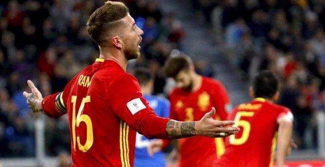 """Ramos: """"Los que hoy rajan acabarán callados. Tengo el culo pelao"""""""