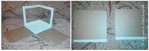 Σχεδιασμού Προσομοίωση Master Class Πακέτο Γενεθλίων απλικέ MK μαγικό κουτί για τη γέννηση του μωρού σας χαρτόνι γκοφρέ Κολλητική ταινία πολυαιθυλενίου Φωτογραφία 15