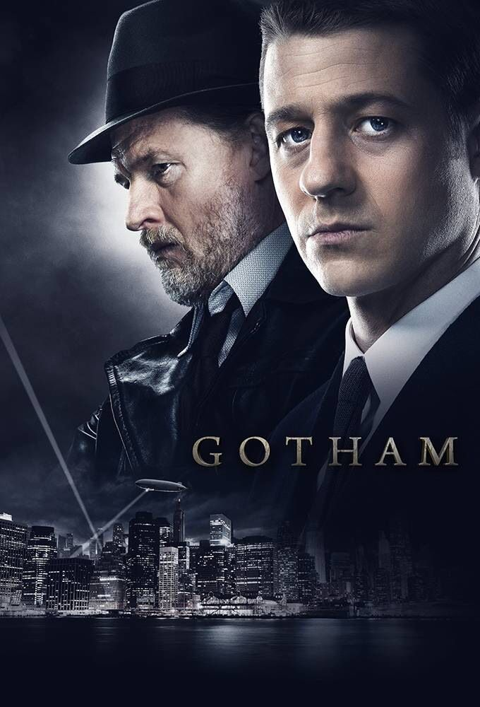 #Gotham #Fox #Series