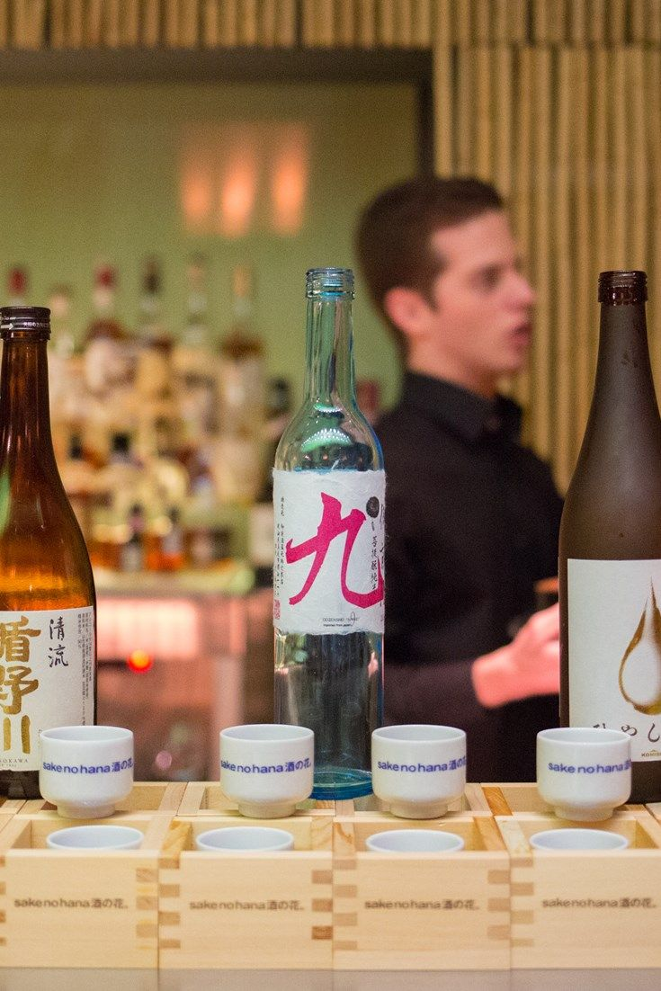 We enlisted the help of Sake no Hana head chef Hideki Hiwatashi and Oliver Hilton-Johnson from Tengu Sake to find out how these two ingredients go hand in hand.