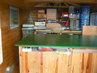 Jim Duncan Wargamer: The Wargames Hut - Before the re-organisation