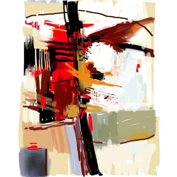 Red 2.   By Rika De Klerk