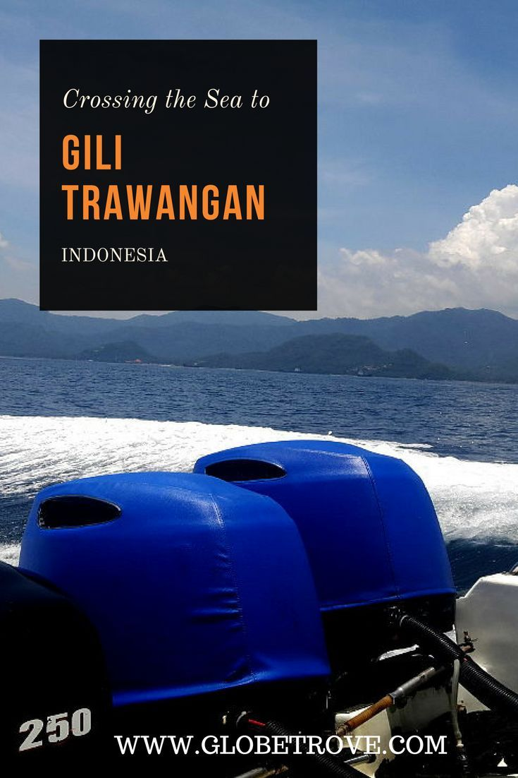 We traveled from Bali to Gili Trawangan and realized that the journey was not as hard as most people assume. We did make a few mistakes though!