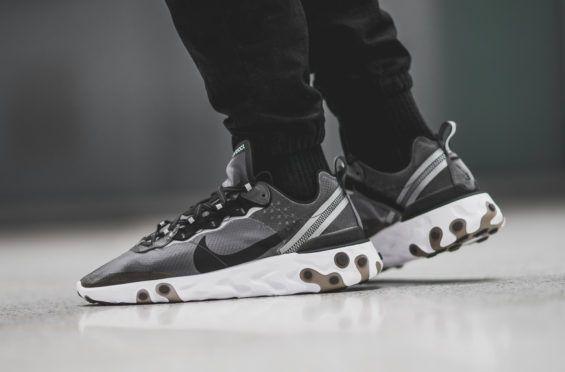 new concept 3659d d6dbb Who Is Looking Forward To The Nike React Element 87  Set to make its debut