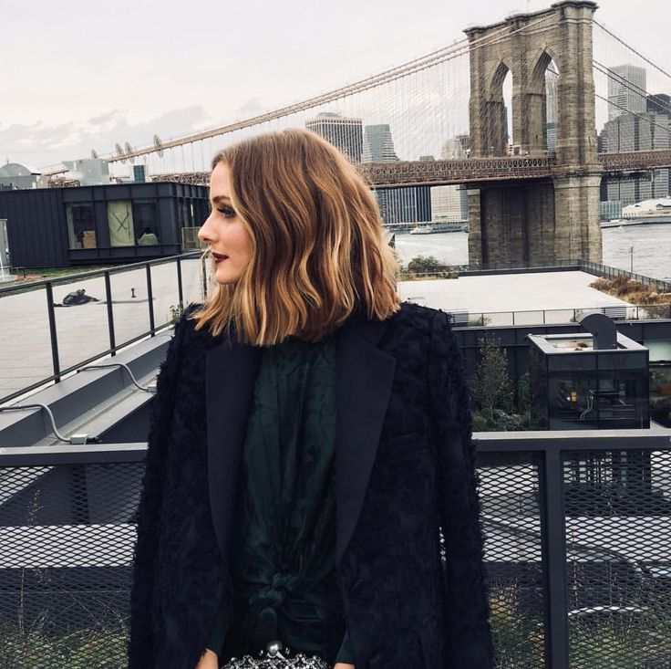 Finally, OP's famed hair stylist shares chic ways to style a shorter look.