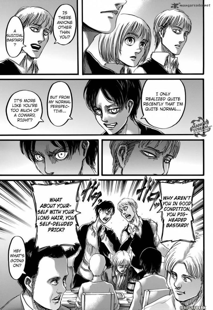 Pin by Juretsy on Armin in 2020 Manga to read, Shingeki