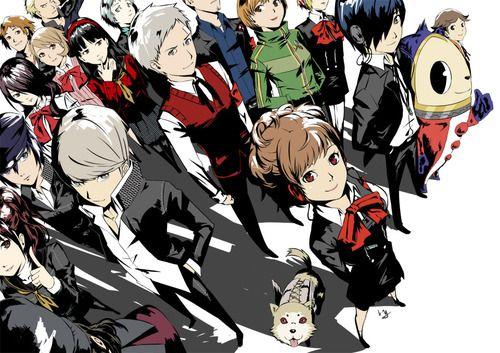 Shin Megami Tensei! Persona 3 & Persona 4