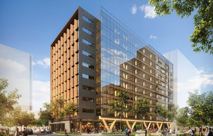 awesome Bates Smart Designs Australia's Tallest Engineered Timber Building Check more at http://www.arch2o.com/bates-smart-designs-australias-tallest-engineered-timber-building/