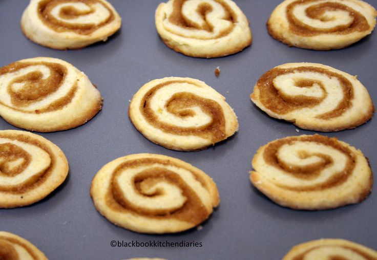 Caramel Banana Pinwheels