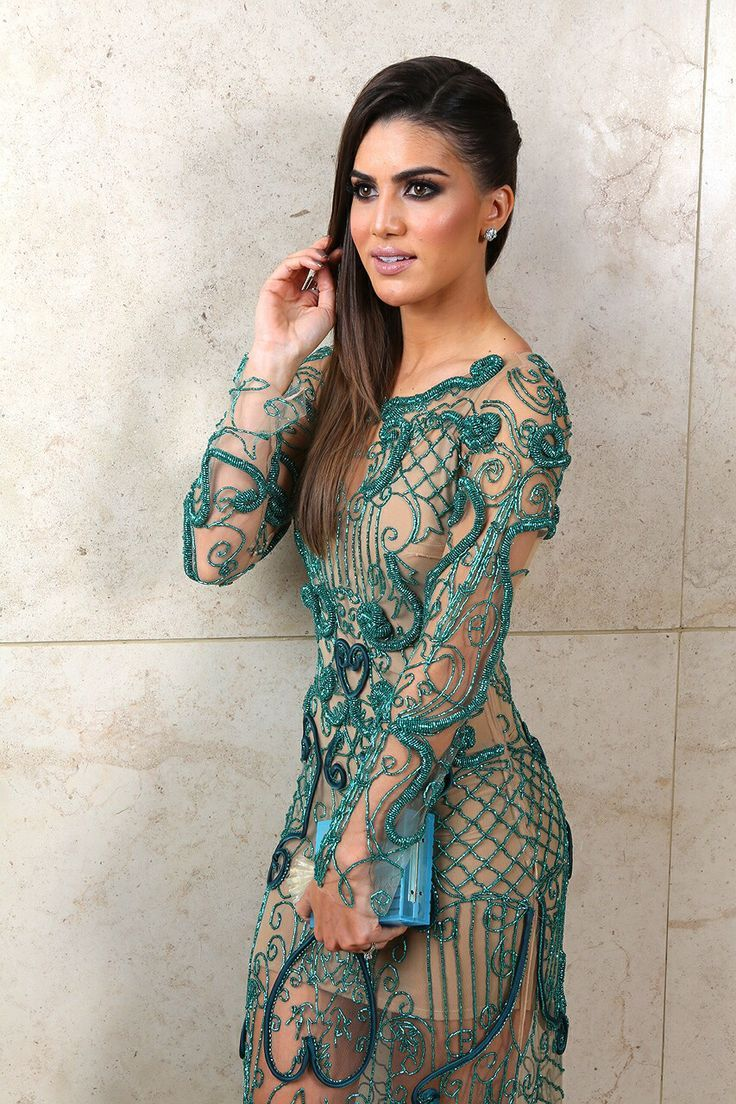 green-embellished-party-dress