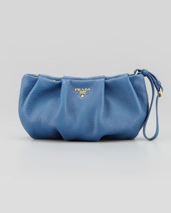 how to spot a fake prada wallet - This wristlet clutch is useful more for storing cosmetics. Daino ...