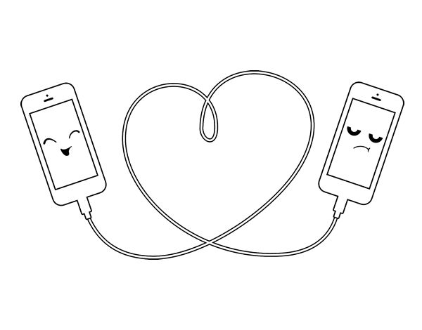 Mejores 39 imágenes de Dibujos de Amor en Pinterest | Colorear ...