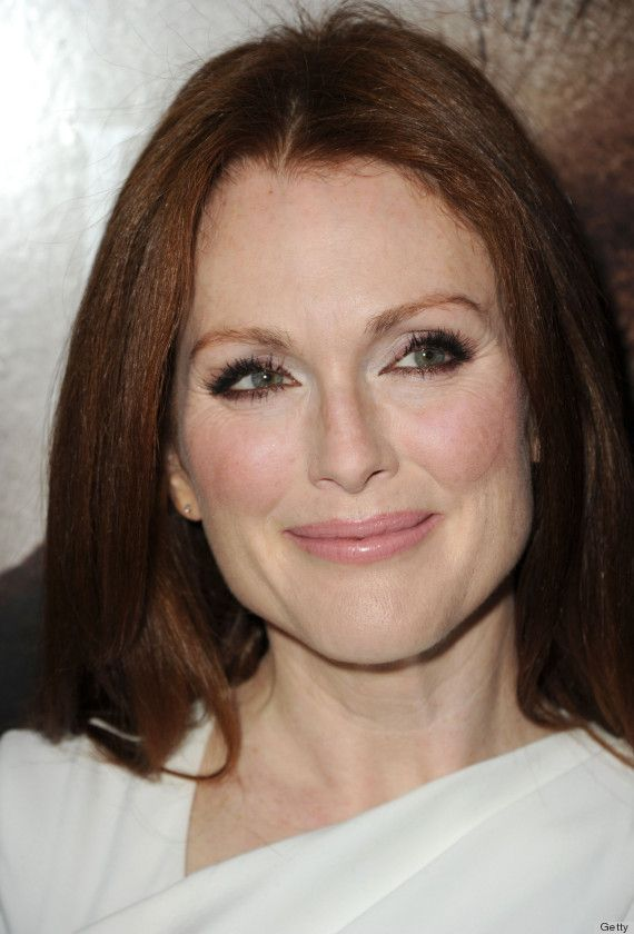 """I say this to every young person I know: Stay out of the sun! I have very fair skin and it would have been super-damaged. I always wear #sunscreen and I walk on the shady side of the street."" -- Julianne Moore"