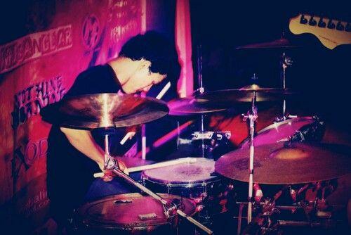 @yoga_styadi, drummer of @disturbia_death, just follow