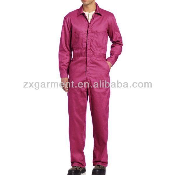 Pink Mechanic Coveralls. minimum order 100 @ $20/per piece