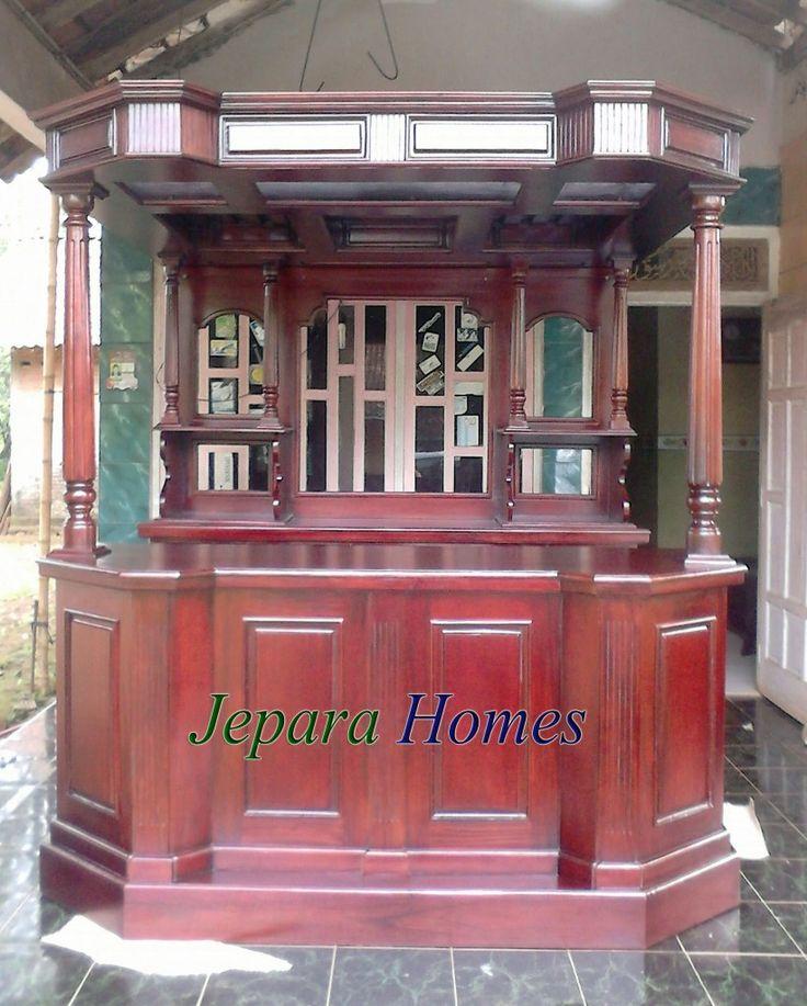 Mini Bar Jepara | KURSI TAMU MINIMALIS