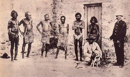 C918-0176 Northern Territory Aboriginal prisoners
