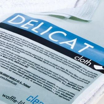 Delicat - Microfibre Cloth