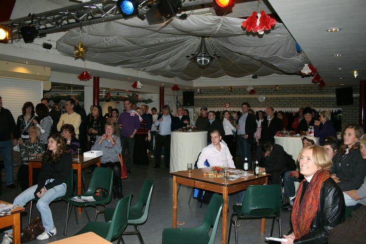 Een wonder in 2008 in buurtcentrum Kerkehout de veiling