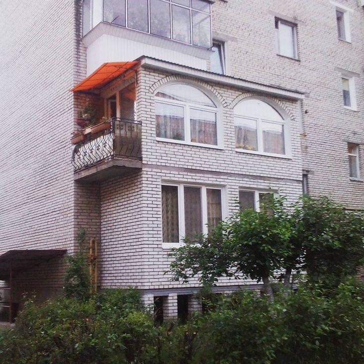 Когда на балконе есть свой балкон   #самострой #самозахват #перепланировка #балкон»