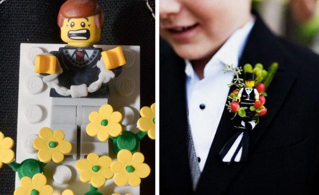 Wedding Online - Grooms - 10 alternative buttonhole ideas for him