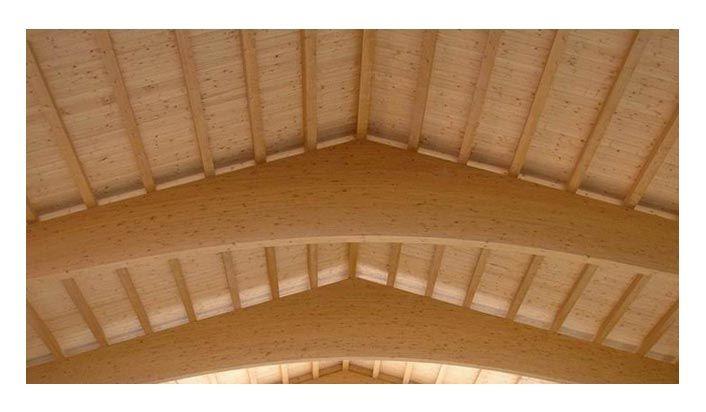 Progettazione e produzione tetti in legno, tettoie pergole e pensiline per Monza e Brianza, Milano e Lombardia. Magazzino legname per rivestimenti in legno.