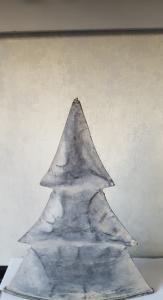 Zinken kerstboom klein 16 cm - 8716684081809 - Avantius