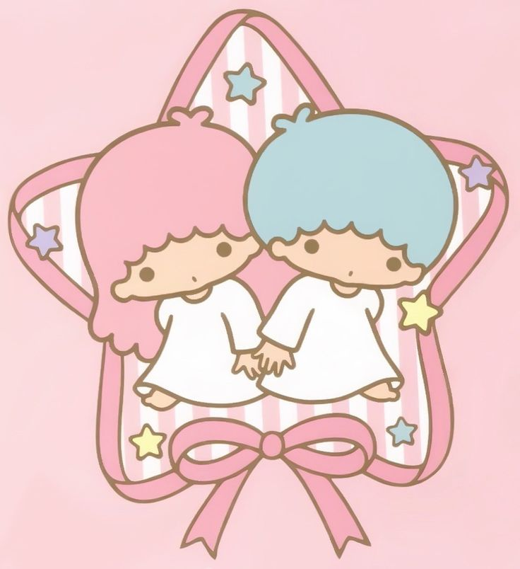 Little Twin Star from Sanrio