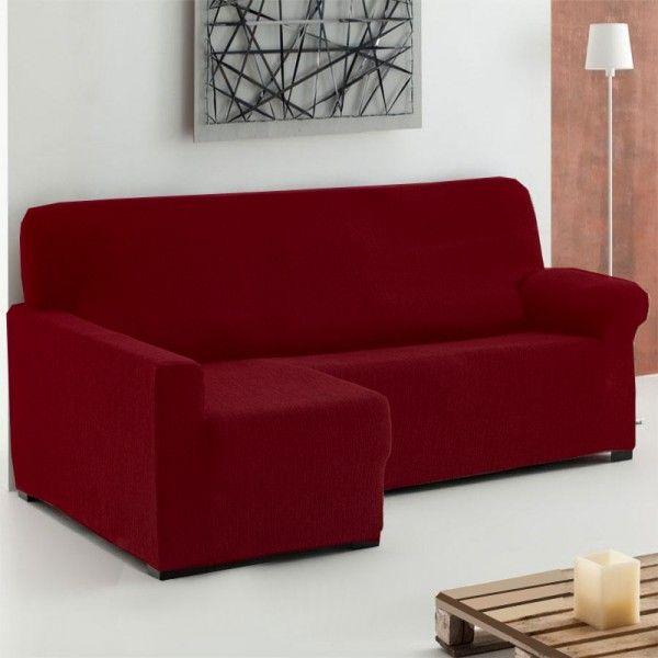 Las 25 mejores ideas sobre sof chaise en pinterest - Fundas para sofas con chaise longue ...