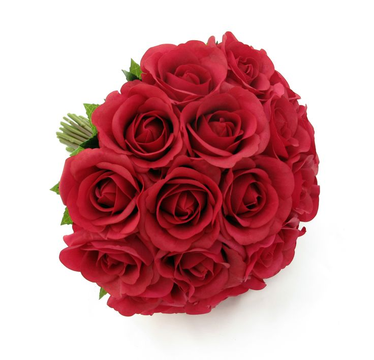 A large red Fresh Touch Roses bouquet by https://www.loveflowers.com.au