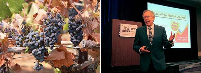 The rise of imported wine in California: Bad for the local industry; Good for consumers?