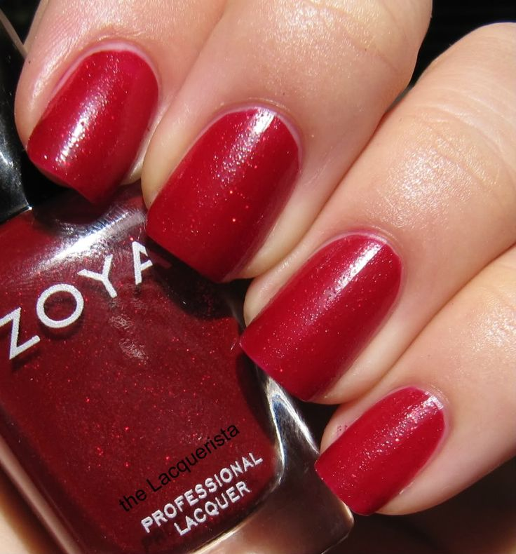 the Lacquerista: 24 Zoya's swatches to help decide with the promo orders // Delilah