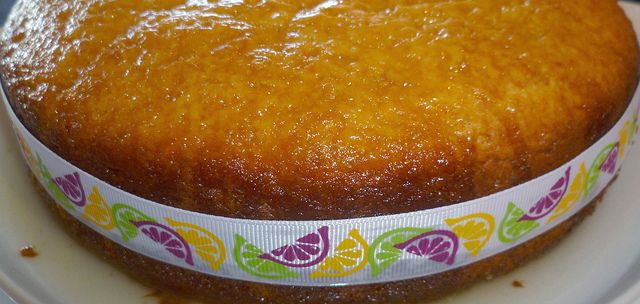 LOOK MA I MADE CAKE - BACARDI RUM CAKE FROM PUERTO RICO..Provided by Platanos, Mangoes and me
