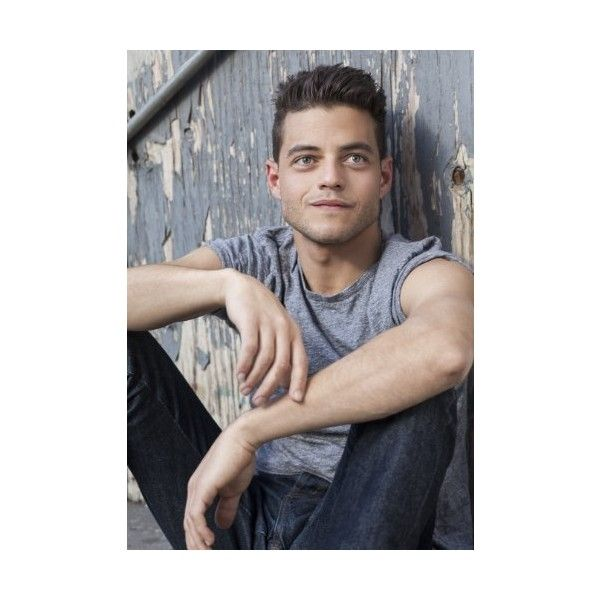 IMDb Photos for Rami Malek ❤ liked on Polyvore featuring rami malek, mr. robot and people
