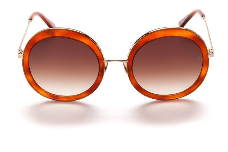 Tortoiseshell ABELLA Sunglasses - SUNDAY SOMEWHERE