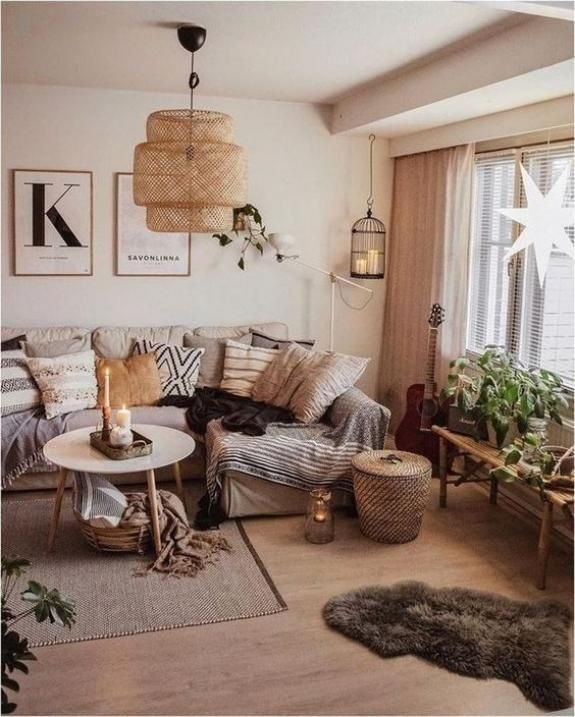 54 Comfortable And Cozy Living Room Designs: Comfortable And Attractive Living Room Decoration Ideas In