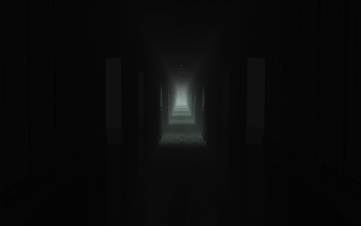 I have a recurring nightmare about running down a dark corridor.  It's endless, and every light-switch I come across either doesn't work, or the bulb blows moments after I turn it on.  There are doors. Doors upon doors. And none of them close properly.   Warped door-frames. Broken locks. Missing knobs. Doors that don't fit the frames they're hung in, and so I try, desperately, to pull them to meet the latch. Doors I know are to noisy to close, and I don't want to alert whatever is chasing…