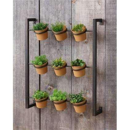 Herb Wall Mounted Planter – Too Maries Home