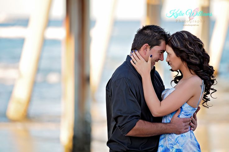 Jamielee + Tony {Engagement} - Kylie Williams Photography