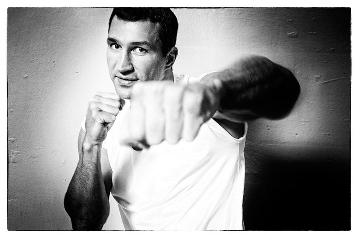 WBA - IBF - WBO - IBO Heavyweight Boxing Champion Wladimir Klitschko by Ralph K. Penno Photography / Germany / Berlin, Traingscamp 2011 Östereich