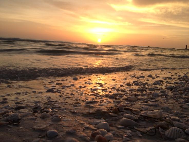 Marco island #sunset #ocean