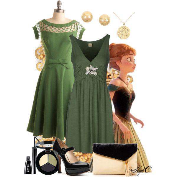 O tumblr Disneybound Princesas - Pesquisa Google