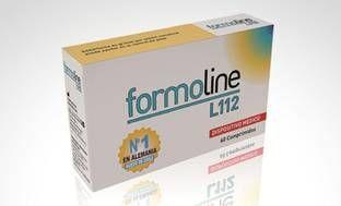 imagen para 60 o 120 cápsulas de Formoline L112 absorbente de lípidos