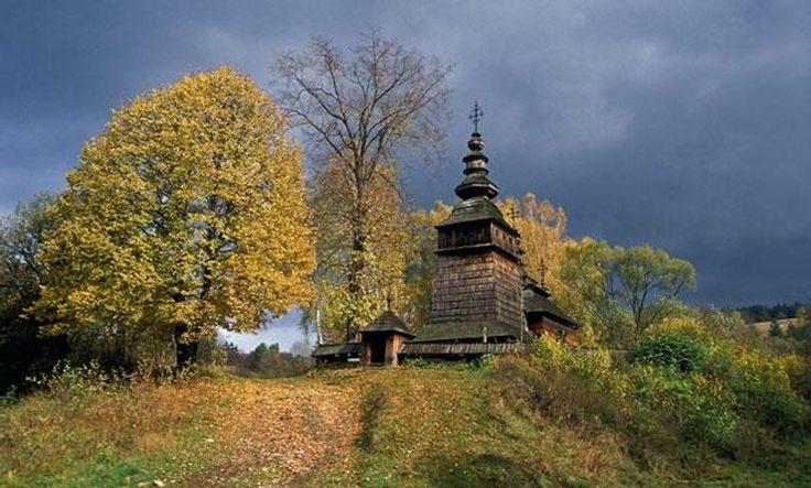 Polska - Beskid Niski - Kraina małych przyjemności