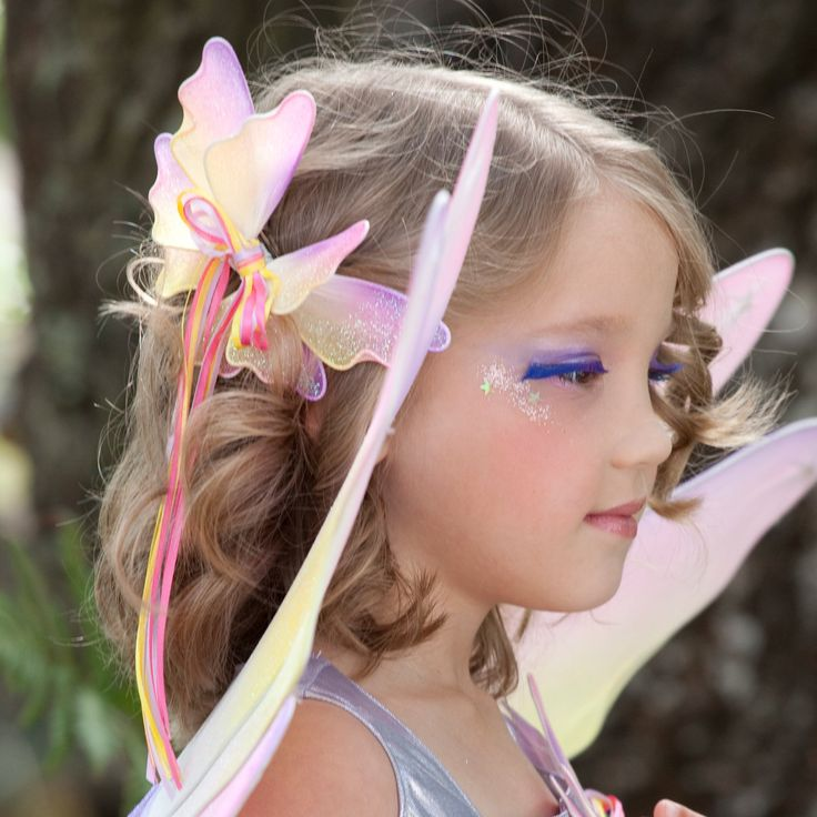 Pleasant Makeup Ideas For Fairy Costume Mugeek Vidalondon Hairstyle Inspiration Daily Dogsangcom