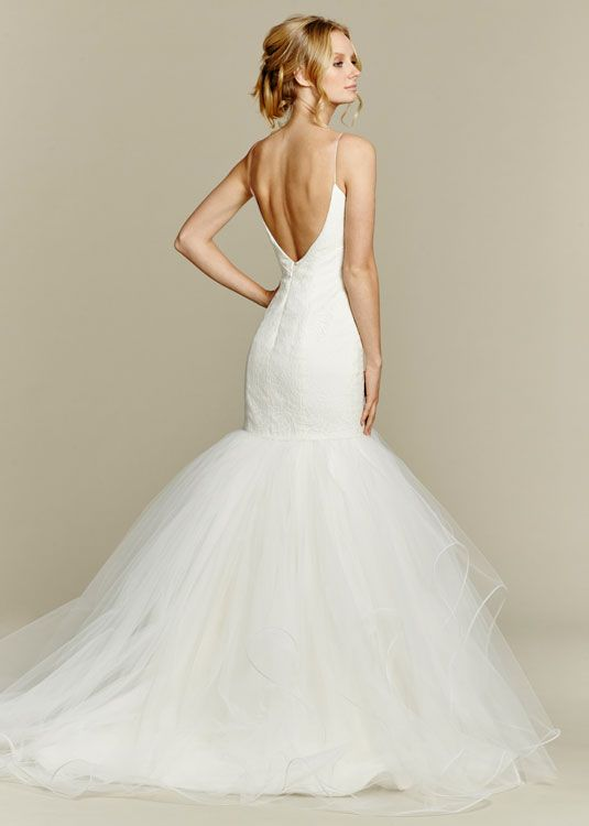 """Blush by Haley Paige """"Bianca"""" style 1552"""